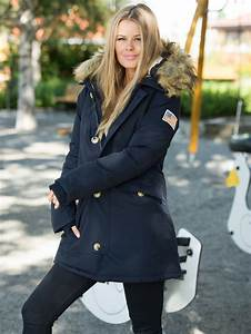 Svea Miss Smith Jacket - NAVY | GetInspired.no