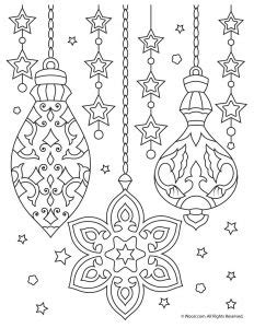 google printable christmas adult ornaments beautiful printable coloring pages woo jr activities