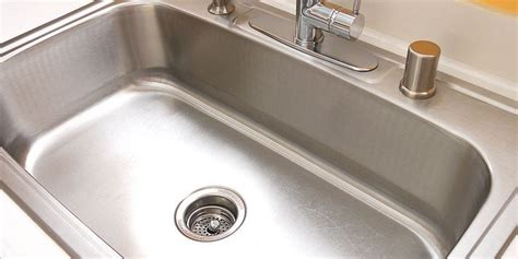 how to clean stainless steel kitchen sink make it shine how to clean your stainless steel sink
