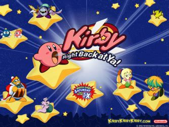 Kirby! Right Back At Ya! - Foxbox