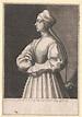 Rudolf I. mit seinen Gemahlinnen. Portrait together with ...