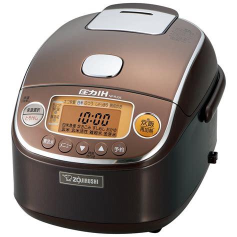 cooker rice zojirushi pressure ih np japan ta formula amazon