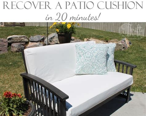 1000 ideas about recover patio cushions on