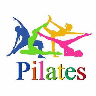 Vector Pilates Yoga Fitness Creativemarket Woman
