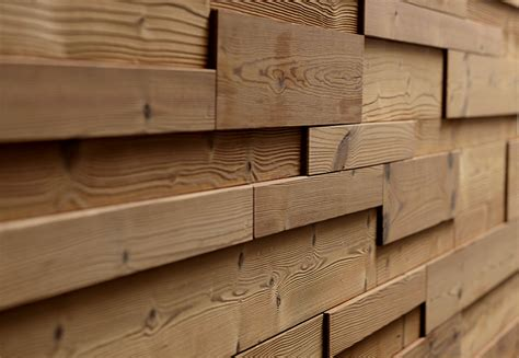 rivestire le pareti con il legno rivestimento in legno da parete con superficie irregolare