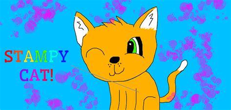 stampy cat  davetherave  deviantart