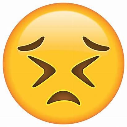 Emoji Face Persevering Emojis Working Keep Faces