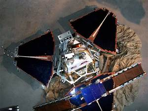 Mars Pathfinder Spacecraft - Pics about space