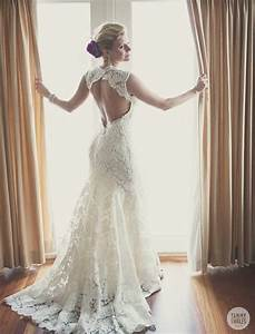 no back wedding dresses lace wedding dress open back say With no back wedding dress