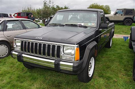 jeep comanche pickup truck jeep comanche pickup truck mj flickr photo sharing