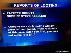 No Looting Here... Looting Quotes
