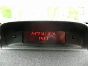 Voyant Anti Pollution 307 : antipollution fault 1 peugeot 307 2 0 hdi xs 2002 drive2 ~ Gottalentnigeria.com Avis de Voitures