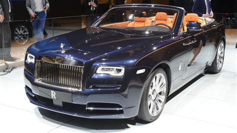 2018 Rolls Royce Dawn Review And Price Release Date