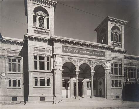 libreria nazionale firenze anni trenta biblioteca nazionale centrale di firenze