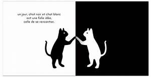 Planisphère Noir Et Blanc : ditions memo chat noir chat blanc ~ Melissatoandfro.com Idées de Décoration
