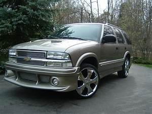 Customelements 2000 Chevrolet Blazer Specs  Photos