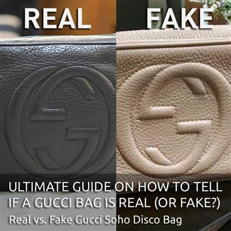 compare real  fake gucci soho disco camera leather bag authentic gucci bag ultimate