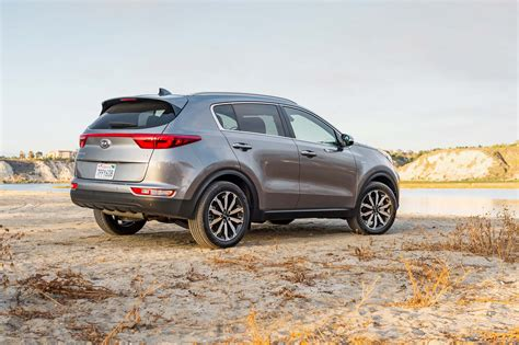 2017 Kia Sportage Ex Awd Review