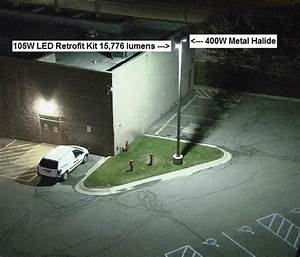 Led Lumens To Replace Metal Halide  U2013 Led Lighting Guide