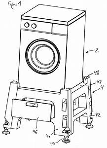 2 Waschmaschinen An Einen Wasserhahn : patent ep1205129a1 mehrteiliger sockel f r elektroger te ~ Michelbontemps.com Haus und Dekorationen