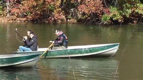 Central Park Boat Paddling by Rowing Fails Loeb Boathouse Central Park New York City