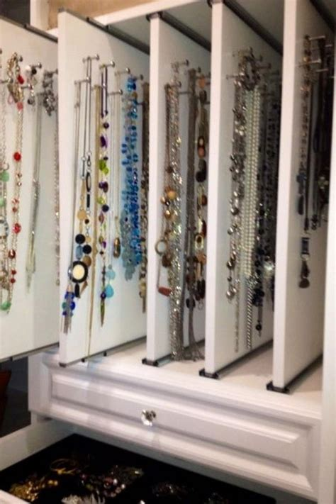 storage jewelry display creative closet jewlery hative