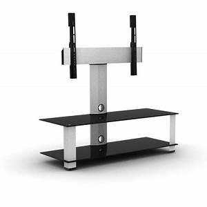 Meuble Tv Ecran Plat : elmob delta de 120 21 meuble tv elmob sur ~ Teatrodelosmanantiales.com Idées de Décoration