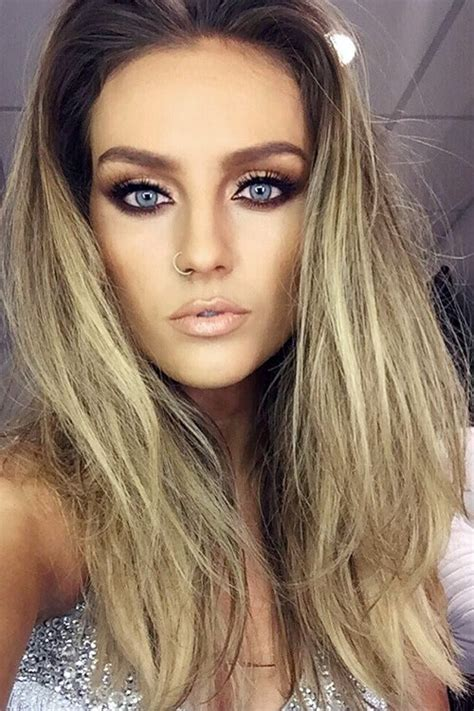 Perrie Edwards Hairstyles & Hair Colors   Steal Her Style