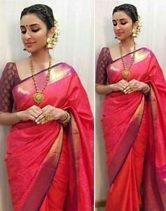 Elegant top best designer blouse designs for pattu sarees, wedding bridal pattu sarees