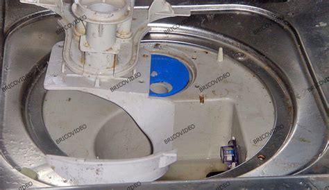 degraisser lave vaisselle pour  graisser le lave vaisselle  besoin de nettoyant sun