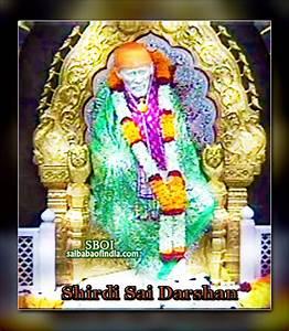 Shri. Shirdi Sa... Shirdi Live Darshan