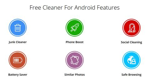cleaner  android  app  boost memory