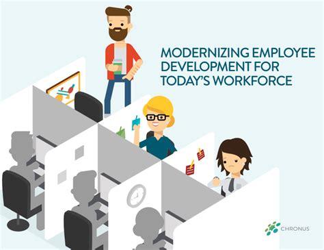 modernizing employee development  chronus