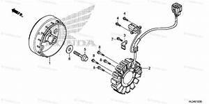 Honda Side By Side 2016 Oem Parts Diagram For Alternator