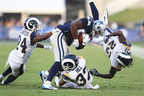 los angeles rams  man roster potential cuts  surprise