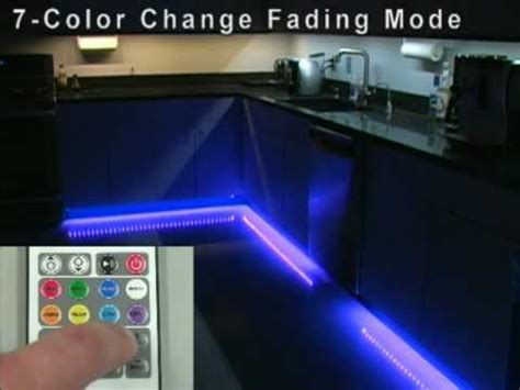 rgb color changing led light