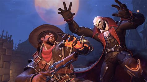 Overwatch Halloween Terror 2017 Is Way Better Than Last Year Thanks To These Skins