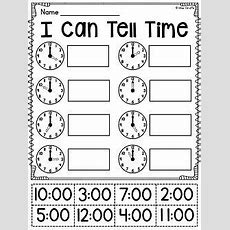 Best 25+ Telling Time Activities Ideas On Pinterest  Clock Worksheets, Math Is Fun Games And