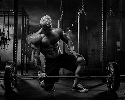 Fitness Physique Photographer Gyming Bodybuilder Worked Giving