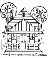 Houses Coloring Printable Sheets Colouring Colour Adult Cartoon Places Clipart Castle Printing Haunted Farm Raisingourkids Library Popular Getcoloringpages Games Birds sketch template