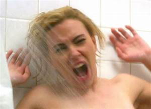 scarlett johansson hot hot celebrity emma stone With seed of chucky bathroom scene