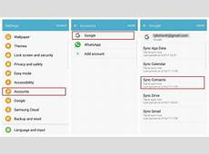 3 Ways to Transfer Samsung Data to Galaxy S8S7S6S5