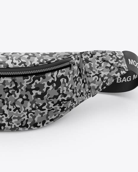 Including multiple different psd mockup templates like cardboard box, cosmetics, coffee cup/mug, shopping bag, car and van mockups. Bum Bag Mockup - Front View - Fanny Pack in Apparel ...