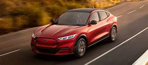 2021 Ford Mustang Mach-E Review | Specs & Features | Wellington OH