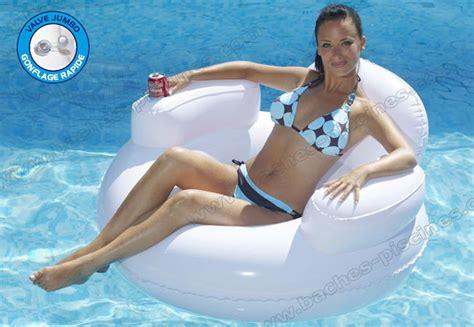 siege flottant pour piscine siège matelas piscine