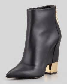 Giuseppe Zanotti Boots with Gold