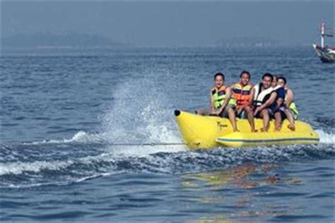 Banana Boat Ride At Tanjung Benoa by Bali Water Sport Tanjung Benoa Nusa Dua Bali
