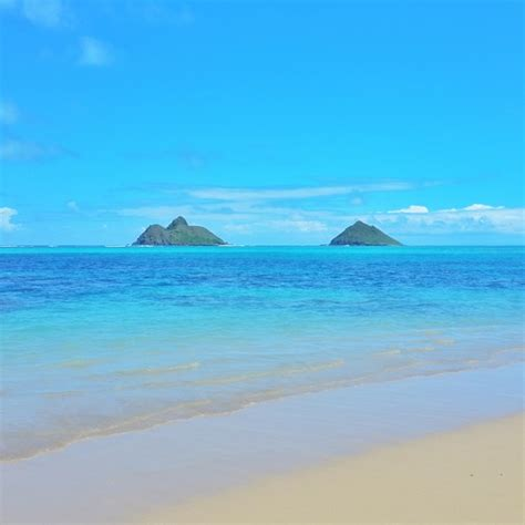 Lanikai Beach Hawaii Best Beaches In The World Oahu