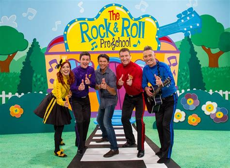 a wiggly with purple wiggle lachy 910 | RockandRollPreschool PromoPicture2