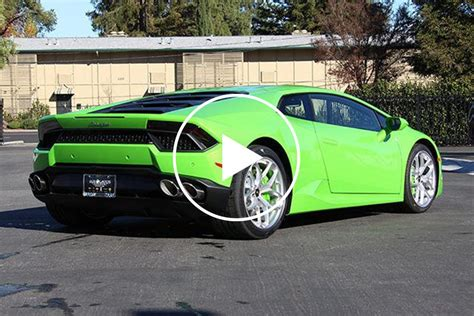 Best Lamborghini Pictures by The Cheapest Lamborghini Huracan You Can Buy Is Also The